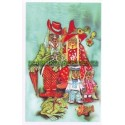 pohlednice - Vodníci Botičkovic