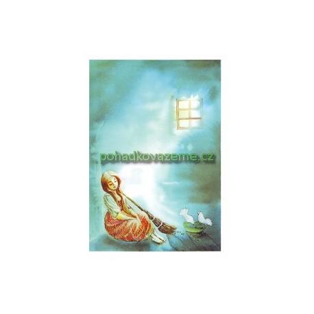 plakát A4 - Popelka - O Popelce